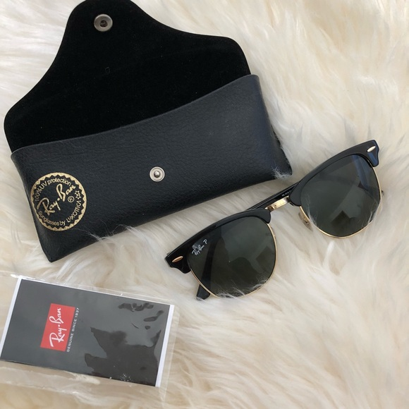 ray ban clubmaster rb3016 w0366 made in italy